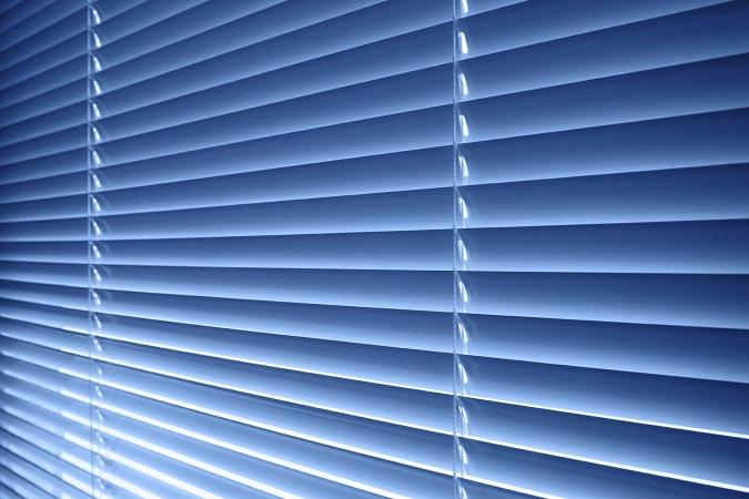 Venetian Blind Sharp Point